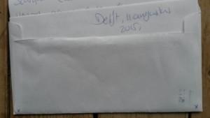 Brief aan het nu